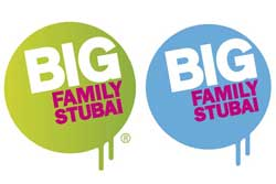 Children's Paradise Stubai with the Big Family Club