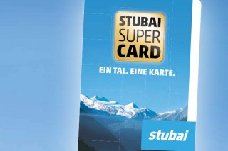All inclusive mit der Stubai Super Card